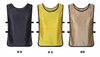 Cheapest custom colors breathable gym sport mesh soccer bibs football training vest