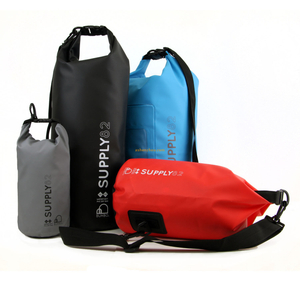 PVC waterproof ocean pack dry bag, custom waterproof dry bag with handle and strap for outdoor sports