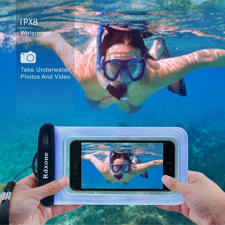 Best waterproof phone bag, universal waterproof phone case