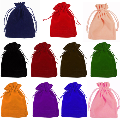Top quality new fashion custom personalized favor bags custom logo printing drawstring pouches promotion for jewel