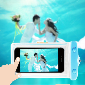 Universal night fluorescence waterproof cell phone case iphone, mobile accessories phone case for iphone