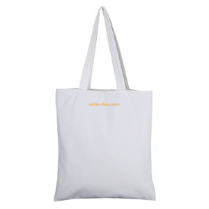 Hot sale eco-friendly Customised high quality printing Cotton material organic Shopping hand Bags MOQ 500